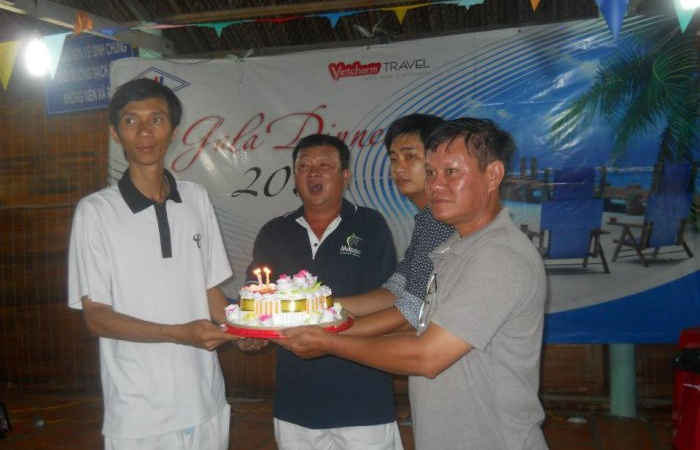 Celebrate the 11th birthday of Nam Viet Company